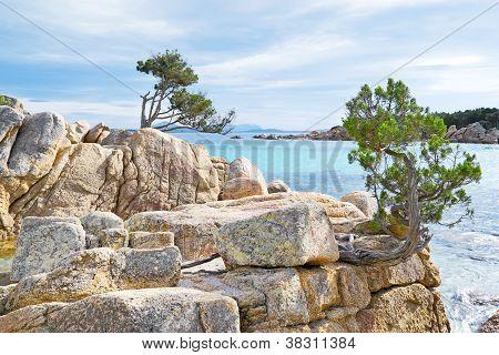 Rocks In Costa Smeralda
