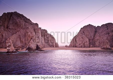 Lover's Beach, Cabo San Lucas, Mexico