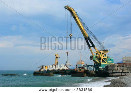 Maritime Crane