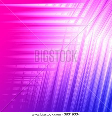 Wave Abstract Color Background