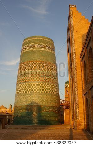 Kalta Minor, Khiva, Uzbekistan