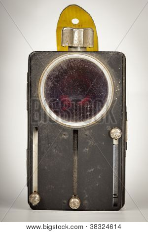 Dusty Old Flashlight