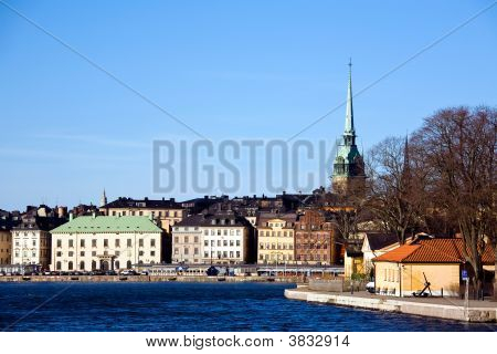 Classical View Of Stockholm