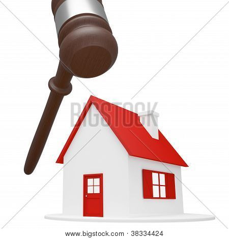 House With Hammer