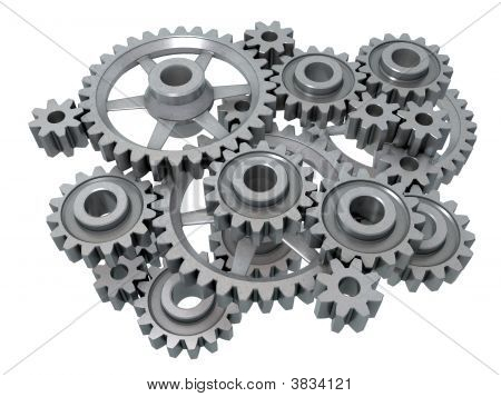 Complex Cogwheels