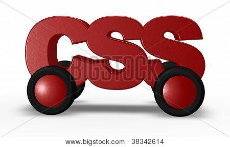 CSS auf Rädern