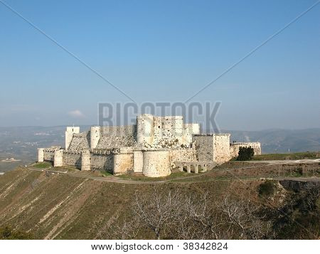 Medieval Crusaders Fortress