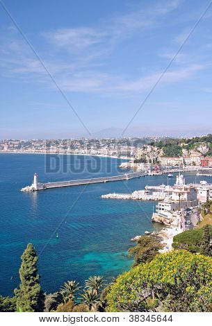 Nice,french Riviera,South of France