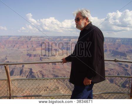 Senior At Grand Canyon