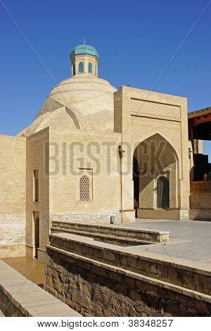 TOQi, Bujará, Uzbekistán