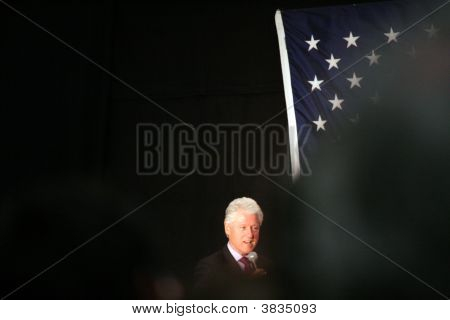 Mr Bill Clinton