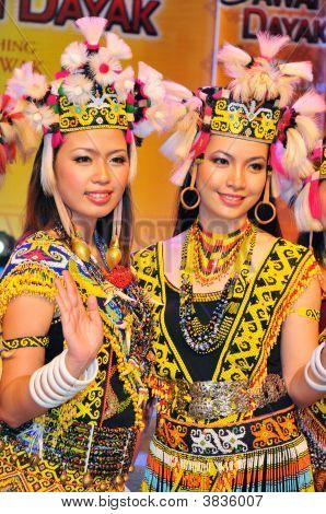 Gorgeous Tribal Beauties