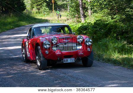 Austin Healey 3000 Mk Iii From 1964
