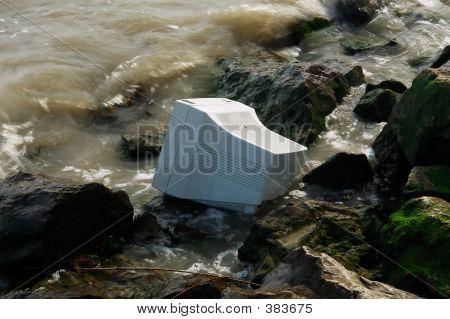 Computador à prova d'água