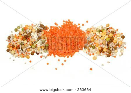 Piles Of Pulses