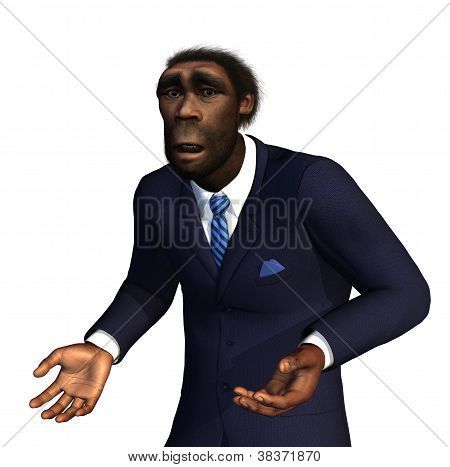 Prehistoric Man Lost In Time