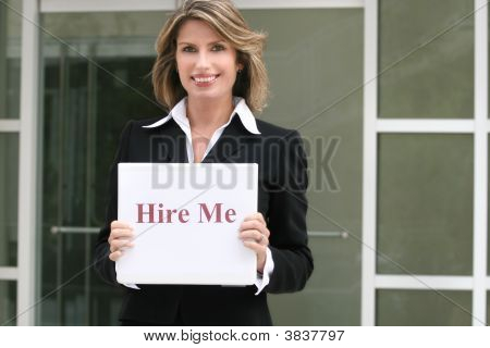 Attractive Business Woman For Hire