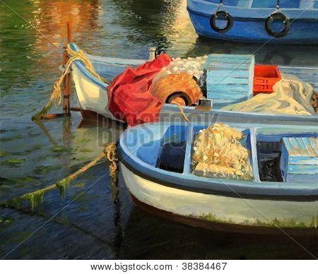 Fisherman's Etude