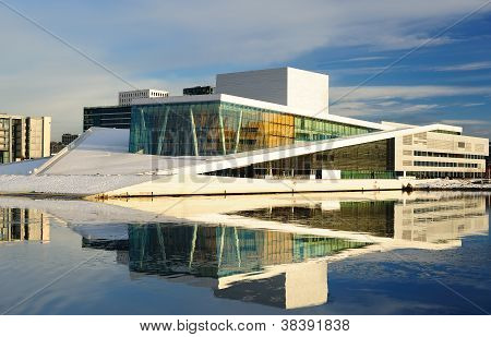 National Opera In Oslo