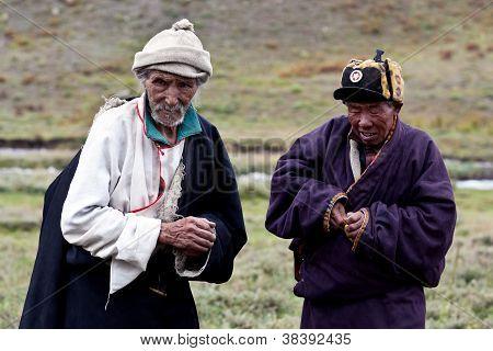 Tibetan Nomads