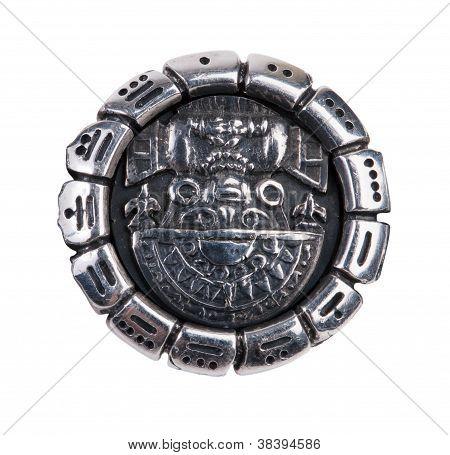 Medallion As A Symbol Of Maya