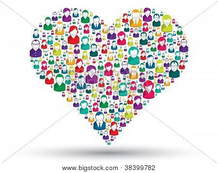 Social Heart