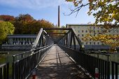 Bridge Over The Iller poster