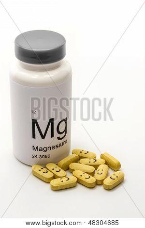 Magnesium vitamins