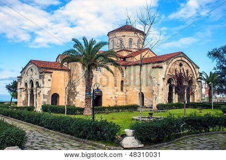 Hagia Sophia in Trabzon