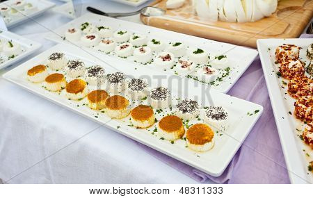 Soft Cheese With Spices