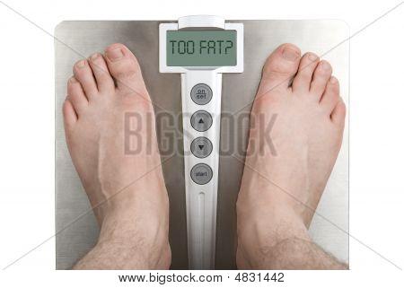 ¿Demasiado gordo?