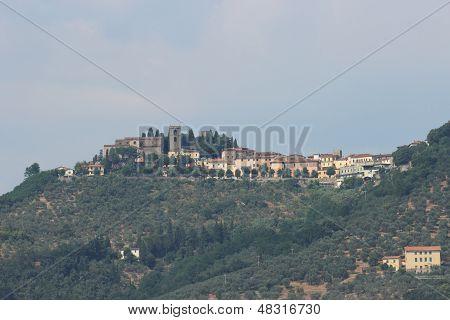 Montecatini Alto, Tuscany, Italy