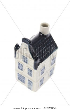 House Figurine Souvenir