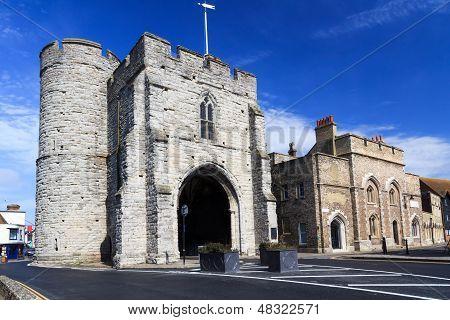 Westgate Medieval Gatehouse Kent