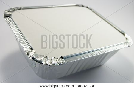 Foil Tray With Lid
