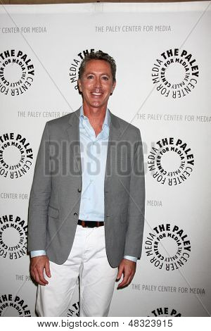 """LOS ANGELES - JUL 16:  Michael McDonald arrives at  """"An Evening With Web Therapy: The Craze Continues..."""" at the Paley Center for Media on July 16, 2013 in Beverly Hills, CA"""