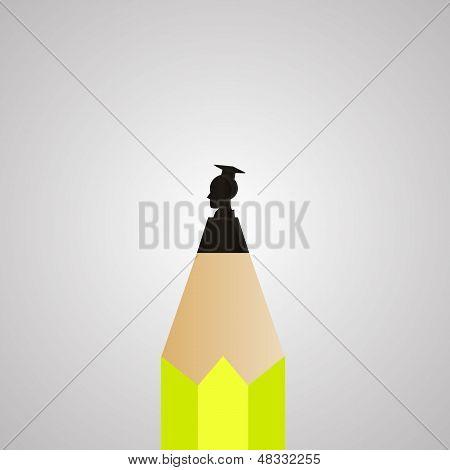 Posgrado en punta de lápiz