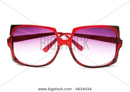 Close-up Of A Sunglasses
