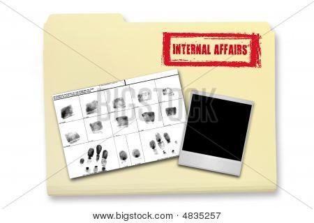 Internal Affairs Investigation Elements