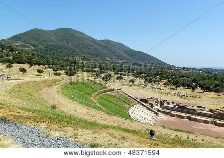 Ancient Messene, Greece