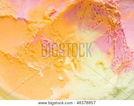 Sherbet Background