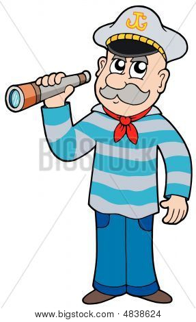 Sailor With Spyglass