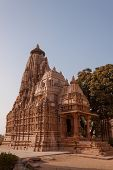 picture of jainism  - Temple of the eastern group dedicated to Jainism - JPG