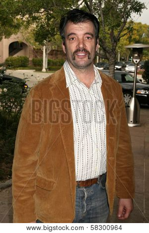 Kevin Ruf at the 2007 TCA Winter Press Tour. Ritz Carlton Huntington Hotel, Pasadena, CA. 01-11-07