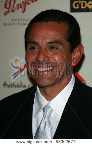 Mayor Antonio Villaraigosa at the G'Day USA Penfolds Black Tie Icon Gala. Hyatt Regency Century Plaza, Los Angeles, CA. 01-13-07