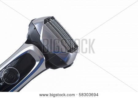 Modern Electric Arc Foil Shaver Isolated