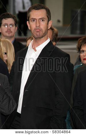 Rupert Everett at the plaque unveiling Rodeo Drive Walk of Style Plaque's Honoring Gianni Versace and Donatella Versace. Two Rodeo, Beverly Hills, CA. 02-07-07