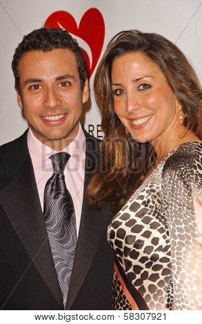 Howie Dorough and guest at the 2007 MusiCares Person of the Year Honoring Don Henley. Los Angeles Convention Center, Los Angeles, CA. 02-09-07