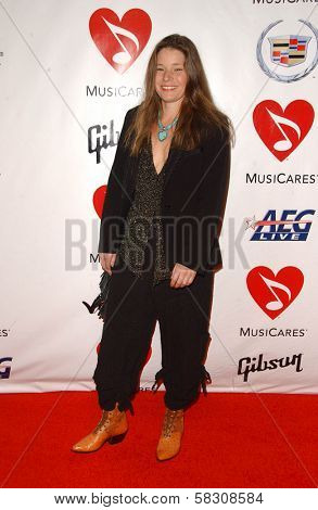 Gentle Thunder at the 2007 MusiCares Person of the Year Honoring Don Henley. Los Angeles Convention Center, Los Angeles, CA. 02-09-07