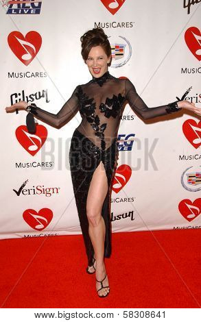 Natasha Pavlovich at the 2007 MusiCares Person of the Year Honoring Don Henley. Los Angeles Convention Center, Los Angeles, CA. 02-09-07